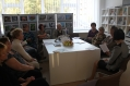 Reading family club meeting commemorating the 95th anniversary of the poet Paulius Širvys